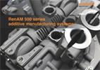 Brochure:  RenAM 500 series additive manufacturing system