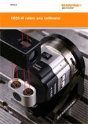 Brochure:  XR20-W rotary axis calibrator