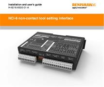Installation & user's guide:  NCi-6 non-contact tool setting interface