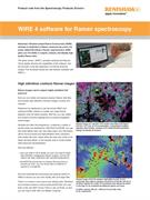 Product Note: WiRE 4 software for Raman spectroscopy