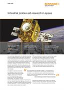 Case study: Industrial probes aid microscope in space
