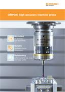 Brochure:  OMP600 high accuracy machine probe