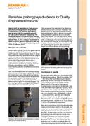 Case study: Renishaw probing pays dividends for Quality Engineered Products