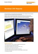 Data sheet:  Renishaw CNC Reporter