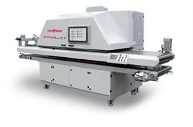 Ceramic tile printing machine (courtesy of Xaar)