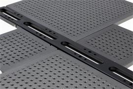 QuickLoad rail and plates