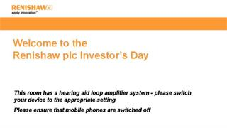 Investor Day 2014 - Presentation - Corporate overviews and Interim Management Statement