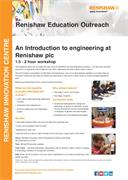 Introduction to engineering Flyer (RIC)