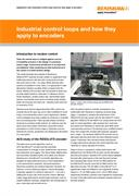 Application note:  Industrial control loops and how they apply to encoders