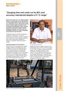 (IN217) Case study: Kishan Auto - Gauging time and costs cut by 80% and accuracy maintained despite a 21°C range