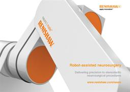 Brochure: neuromate® stereotactic robotic system