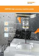 Brochure: OMP400 high accuracy machine probe