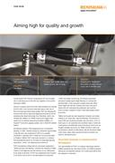 Case study: FGP Precision Engineering - Aiming high for quality and growth