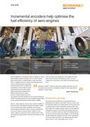 Case study: HAESL - incremental encoders help optimise the fuel efficiency of aero-engines