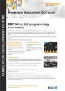 BBC Microbit Flyer (FDC)