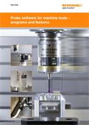 Data sheet:  Probe software for machine tools: programs and features