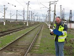 Project consultancy surveying railway infrastructure
