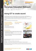 Using ICT to create sound (FDC)