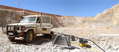 Project consultancy in Australian quarry