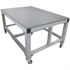 Metrology fixture table