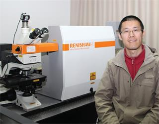 Dr. Yin Xia, Deputy Director of the Cultural Relics Conservation and Restoration Department