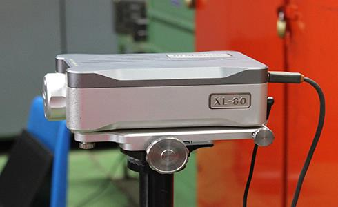 XL-80 laser for high performance calibration