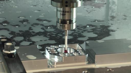 Machine Tool Probes For Component Setting And Inspection